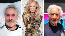 Dave Hughes, Grant Denyer and other celebs old face app transformations