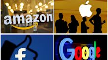 Apple, Amazon, Facebook and Google chiefs ordered to hand over emails in US competition probe