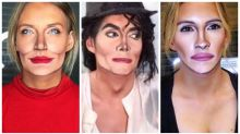 Genius make-up artist transforms herself any celebrity she wants