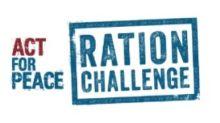 Take the ration challenge