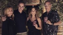 Por qué Tom Hanks y su esposa Rita Wilson se convirtieron en ciudadanos de Grecia