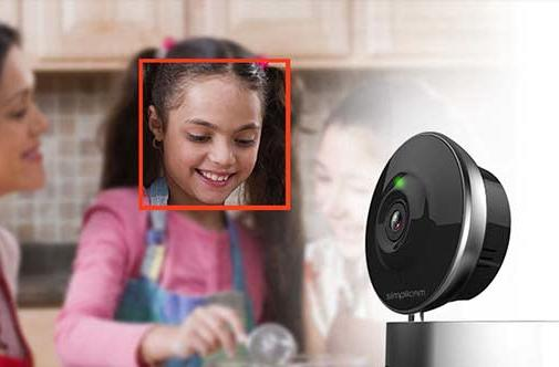 Simplicam is a new entry in the home monitoring derby