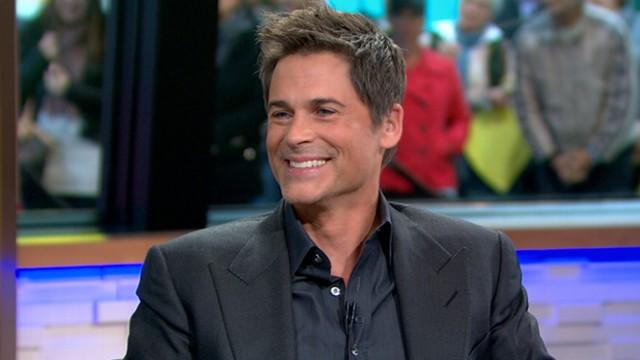 Rob Lowe Surprised By 1979 Game Show Clip