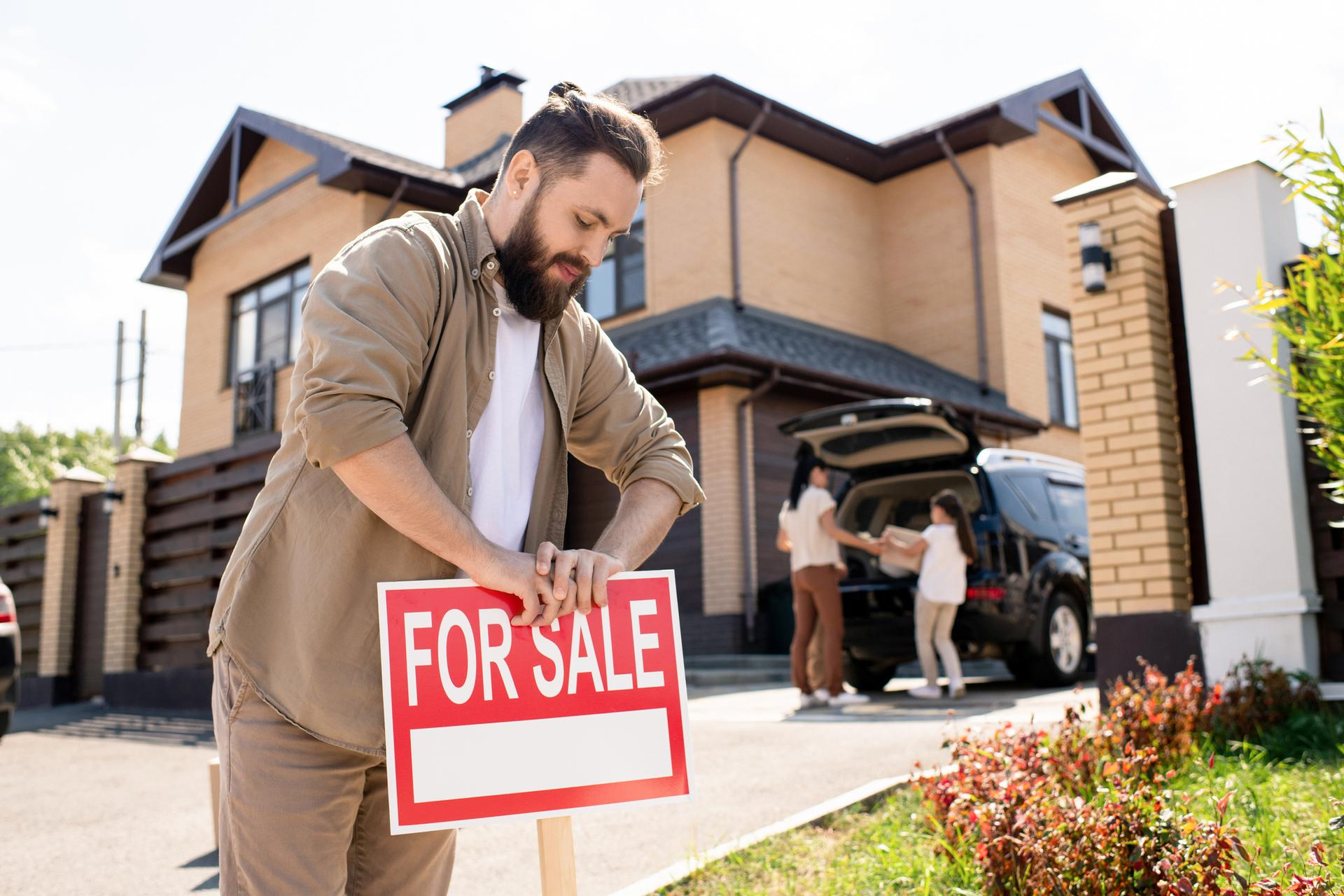 The Housing Boom Is Officially Over – Home Sales Drop To New Low