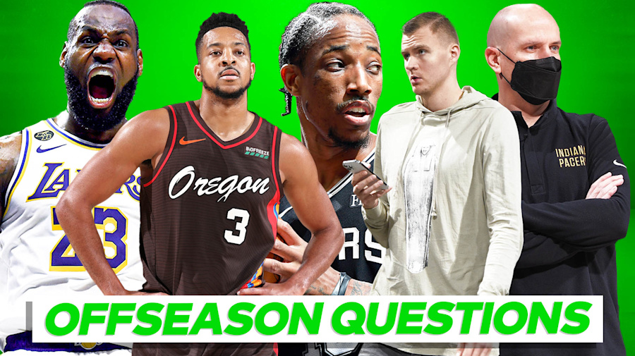 Fixing the Lakers, DeMar's new home and other offseason questions