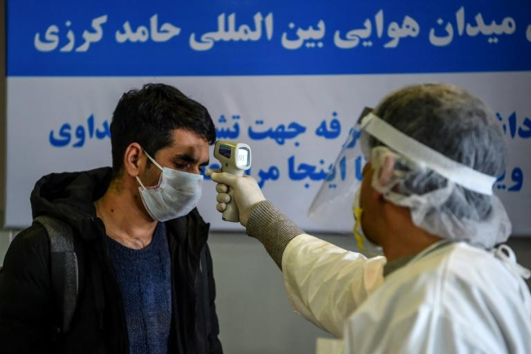 Afghanistan's healthcare system is in tatters after more than four decades of war and there are fears it would not cope with an outbreak of the new coronavirus (AFP Photo/WAKIL KOHSAR)