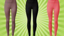 Unos leggings causan furor en Amazon por US$13 dólares