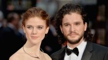 Rose Leslie Spotted at Music Festival in London While Husband Kit Harington Continues Treatment