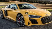 搶先近賞 Audi 2019 年式樣 R8 V10 Performance Quattro 完整面貌