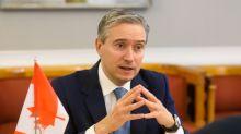 Canada FM slams state-sponsored coronavirus disinformation