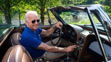 La historia de amor de Joe Biden con el Corvette de 1967 y su precio actual