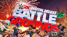 Brawl Without Limits in WWE® 2K BATTLEGROUNDS – Available Today