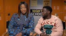 'Night School' stars Tiffany Haddish and Kevin Hart share sweet stories of the teachers that most inspired them