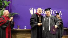Man living with autism graduates college after 12 years: 'It would have been easy to give up'
