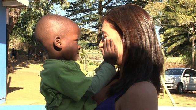 Around the World for Free - Ep 33: Joburg Orphanage and a Namibian Welcome