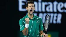 Coronavirus: Djokovic can't stop winning, even with a pan during COVID-19 shutdown