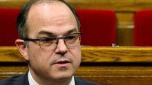 Separatistas catalães querem empossar presidente na quinta-feira