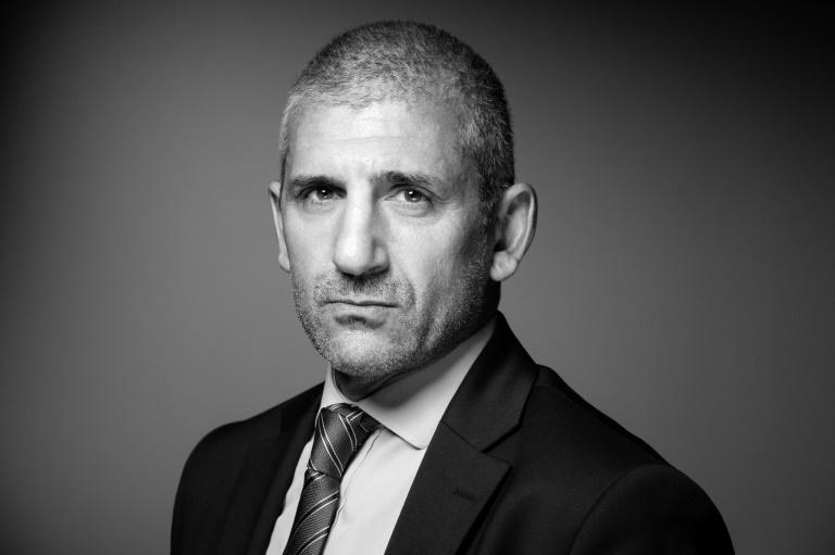 French antiterrorist judge David De Pas