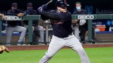 Indians pick up option on Roberto Perez, decline option on three other players