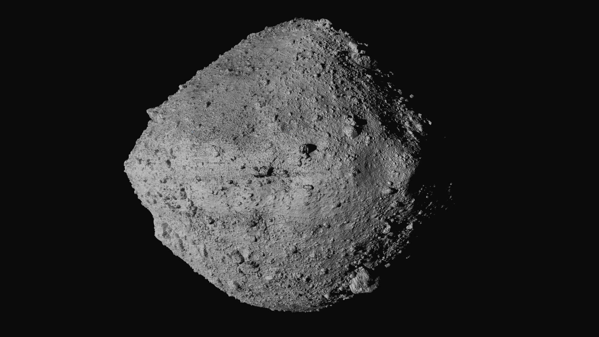 Probabilità più alte ma ancora scarse che un asteroide Bennu colpisca la Terra [Video]