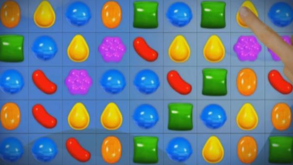 Concern about addictive video game Candy Crush