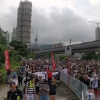 Organisers Say More Than 100,000 Participate in March Against Hong Kong Extradition Bill