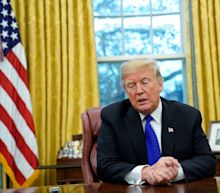Exclusive: Trump says he is not concerned about being impeached, defends payments to women