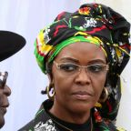 Zimbabwe First Lady Grace Mugabe accused of beating model with extension cord