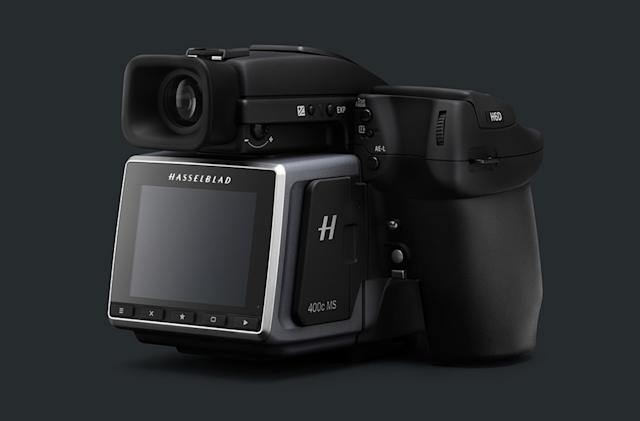Hasselblad's crazy 400-megapixel camera does have a purpose
