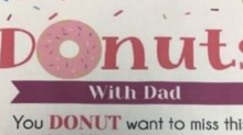 Mother says she was turned away at 'Donuts With Dad' school event for not being a 'male figure'