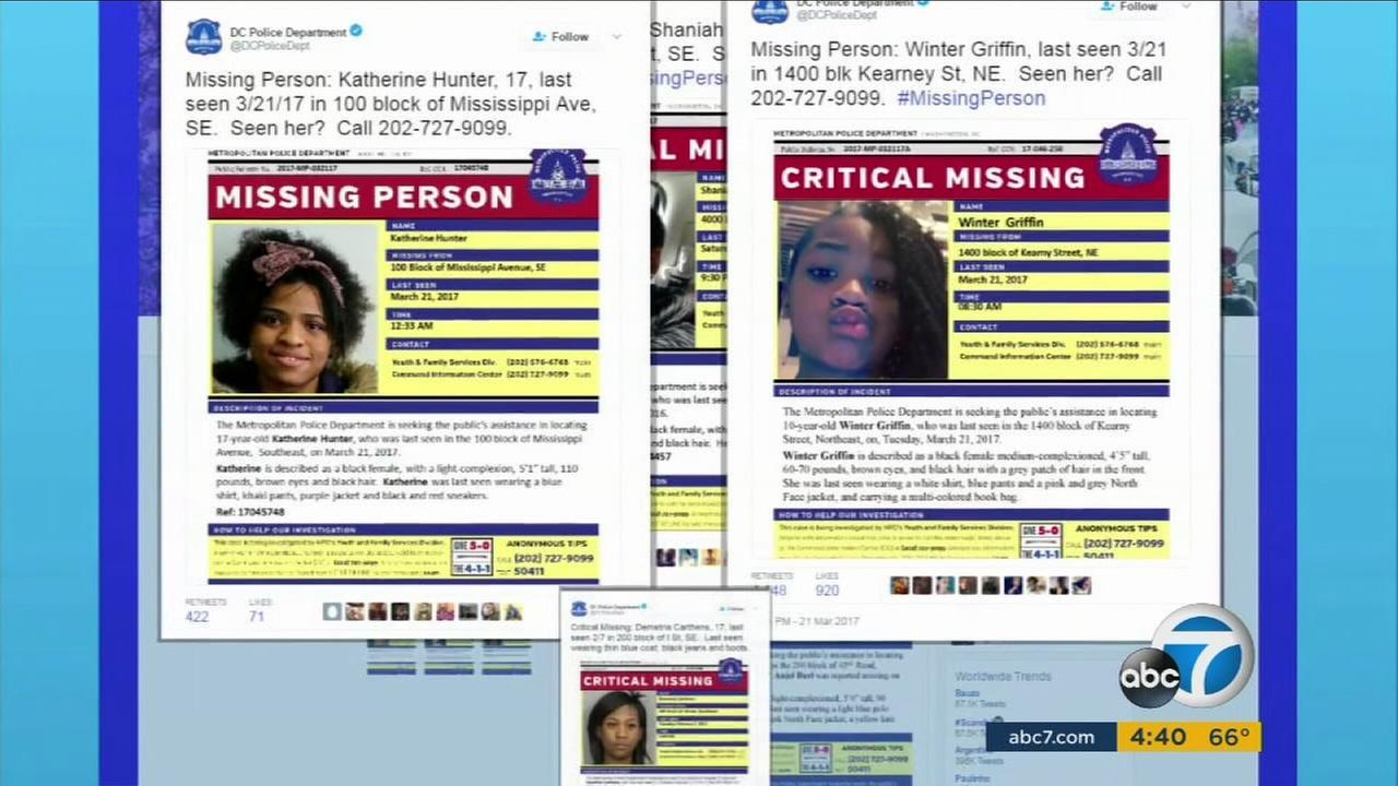 lawmakers call on fbi to help with missing minority girls