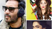"""I have NO idea,"" Says Ajay Devgn on Alia or Deepika Starring in Golmaal 4!"
