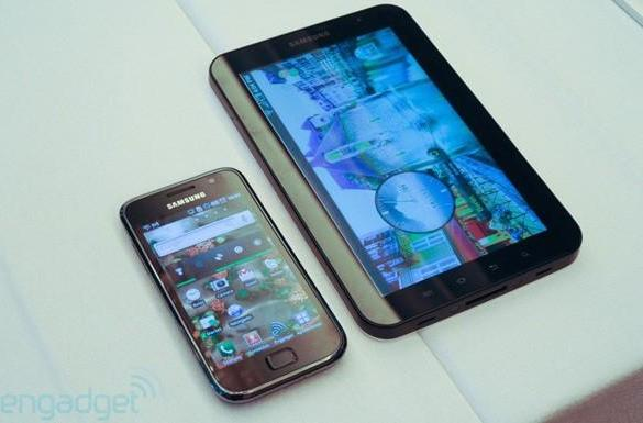 Samsung excuses absence of Super AMOLED on Galaxy Tab with Super TFT (video)