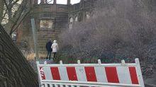 Sanierungsstau auf der Lietzensee-Brücke