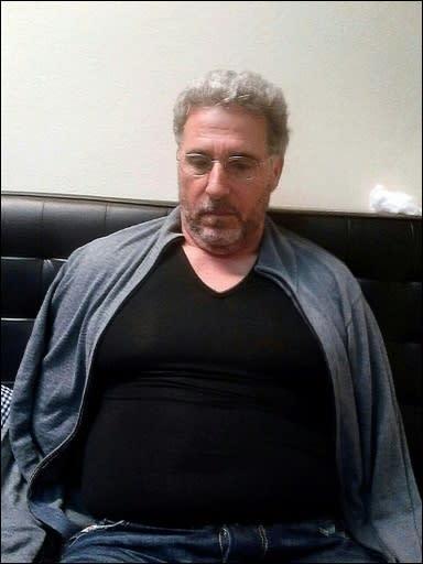 Italienischer Mafia Boss