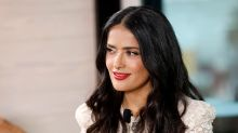 Salma Hayek on the Cannes Women's Protest and the Downfall of Harvey Weinstein