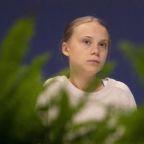 Greta Thunberg labelled a 'brat' by Brazil's far-right leader Jair Bolsonaro