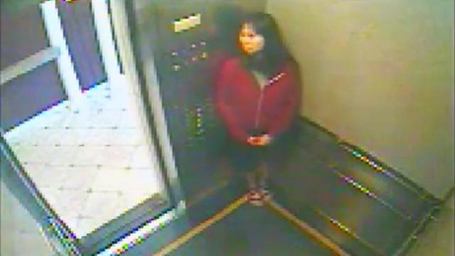 Surveillance video of Elisa Lam shows bizarre behavior