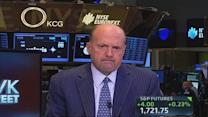 Cramer's stocks to watch: Taper moves