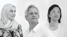 Women scientists — not models — are the stars of this empowering new skin-care campaign