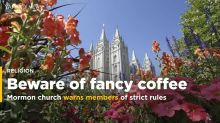 Mormon church issues warnings on fancy coffee drinks