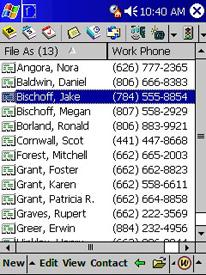 Verizon Wireless customers to get automatic contact list updates