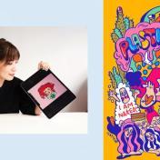 【30周年企劃】插畫師 Isabel Tong 透過她的插畫與我們一起感受愛