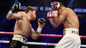 Canelo dethrones GGG in another close call