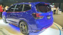 """El """"grosero"""" nombre del nuevo modelo de Subaru"""