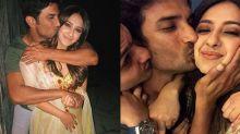 Sushant Singh Rajput's photo gets Viral with Alia Bhatt friend Akansha Ranjan Kapoor