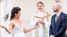 Couple decide on married surname by tossing a coin