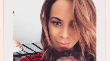 Rochelle Humes criticised for technique used to clear her baby's blocked nose