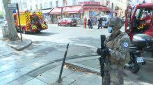 """Terrorermittlungen nach Attacke nahe früheren """"Charlie Hebdo""""-Räumen"""