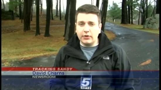 Upper Valley spared Sandy's wrath